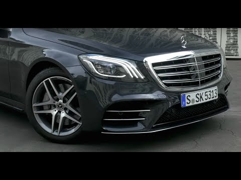 Тест драйв обновленного Mercedes Benz S Class 10 минутная версия АвтоВести Online
