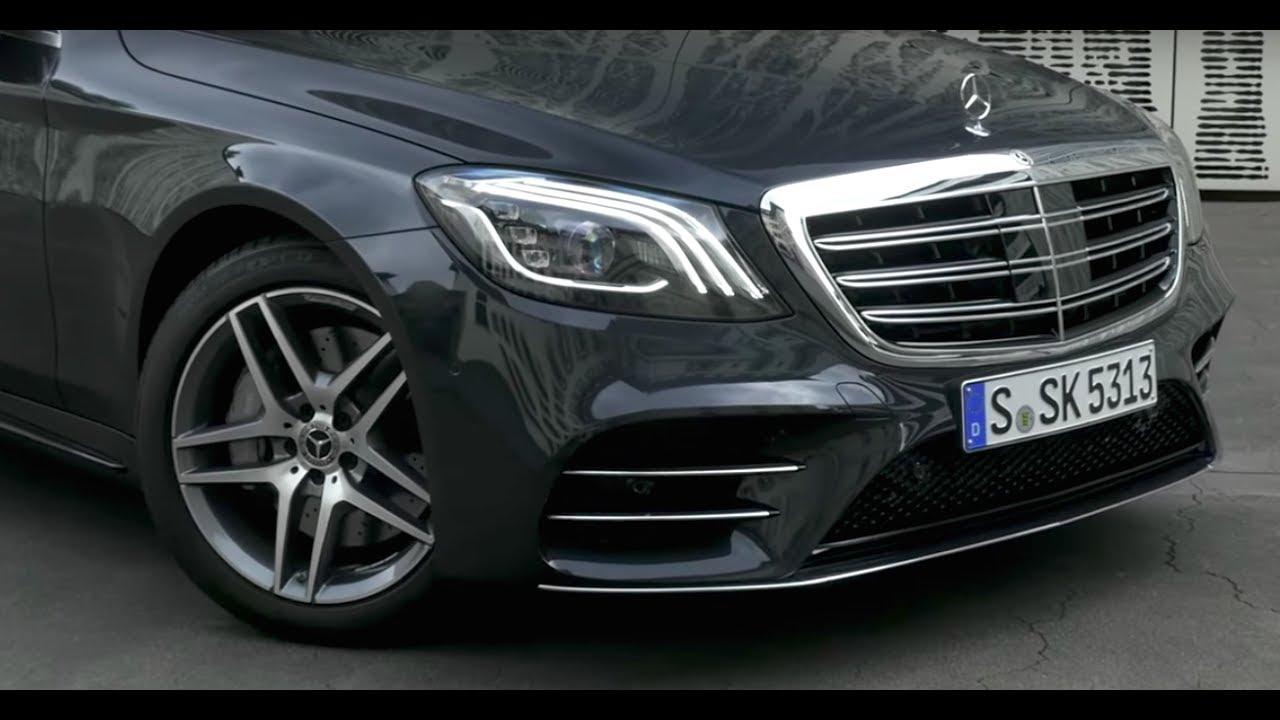 Тест-драйв обновленного Mercedes-Benz S-Class (10-минутная версия) 1