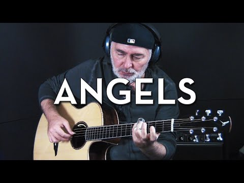 Angels – Robbie Williams – fingerstyle guitar cover