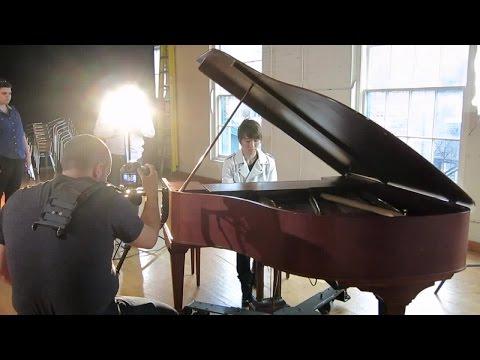 TIM TOISHI - MAKE YOU MINE - Behind The Scenes
