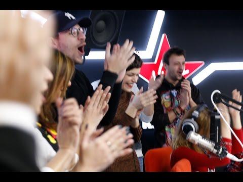 Lansarea Virgin Radio Romania: Primele minute on air
