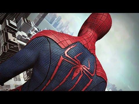 ► The Amazing Spider-Man - The Movie | All Cutscenes (Full Walkthrough HD)
