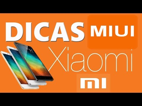 9 dicas MIUI 8 a ROM mais top do Android