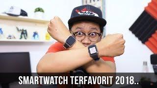 Ini Dia Smartwatch TERFAVORIT 2018..