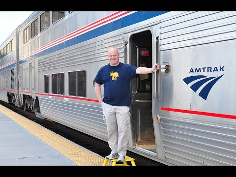 Amtrak City of New Orleans