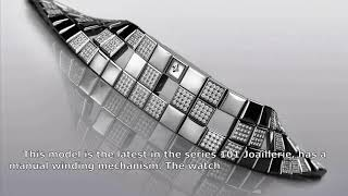 Jaeger LeCoultre Joaillerie Manchette for $ 26,000,000 the most expensive Swiss watch