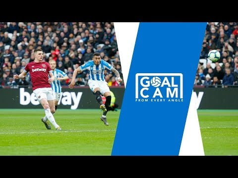 🚀 WHAT A GOAL! GOAL CAM | Huddersfield Town vs West Ham United