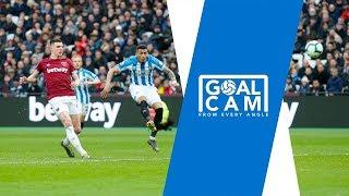 🚀 WHAT A GOAL! GOAL CAM | Huddersfield Town vs West Ham United