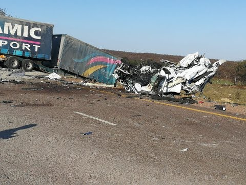 South Africa news | 27 killed in horror Limpopo crash N1 partially closed