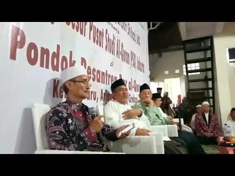 Penjelasan KH Husein Muhammad tentang Keluasan Makna al Qur'an