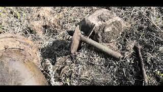 копаем метал на бывшем Аэродроме