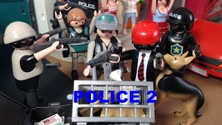 Playmobil Polizei Police Film Stop Motion