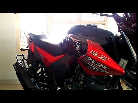 Yamaha SZ RR Blue Core Version 2.0 | V2.0 | New Color Tone At Showroom Looks | india