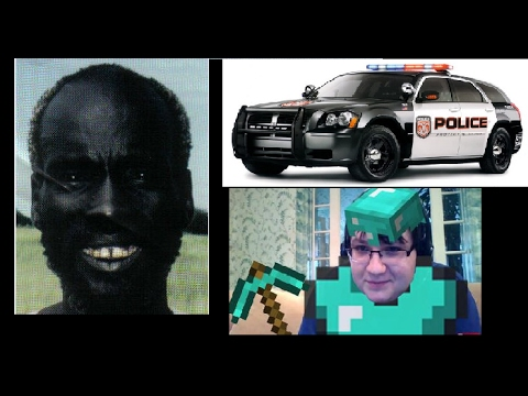 BDTV - FACE REVEAL - Twitch, YouNow STREAM RAIDS - BLACK DADDY SWATTED - FULL Stream VoD 2/4/17
