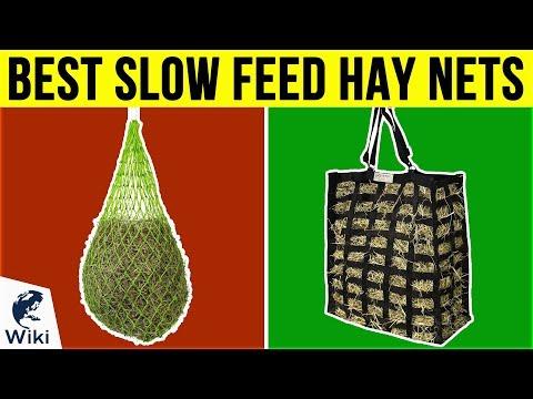 10 Best Slow Feed Hay Nets 2019