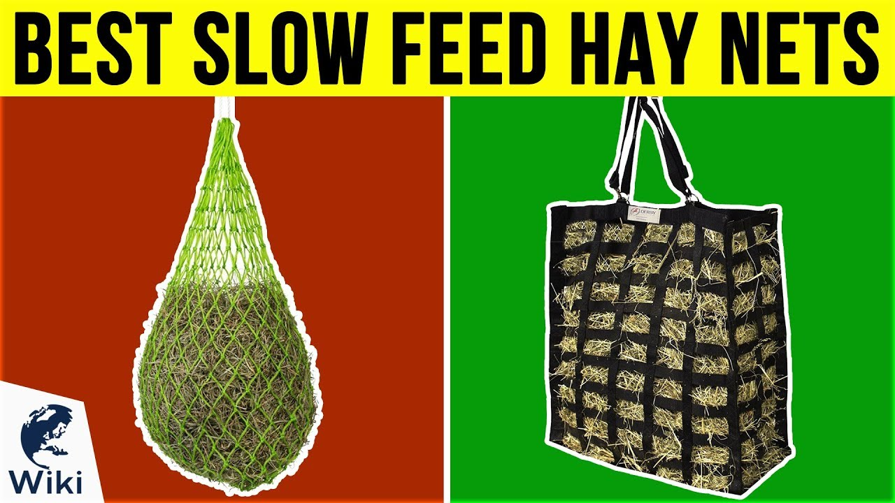 10 Best Slow Feed Hay Nets 2019 You