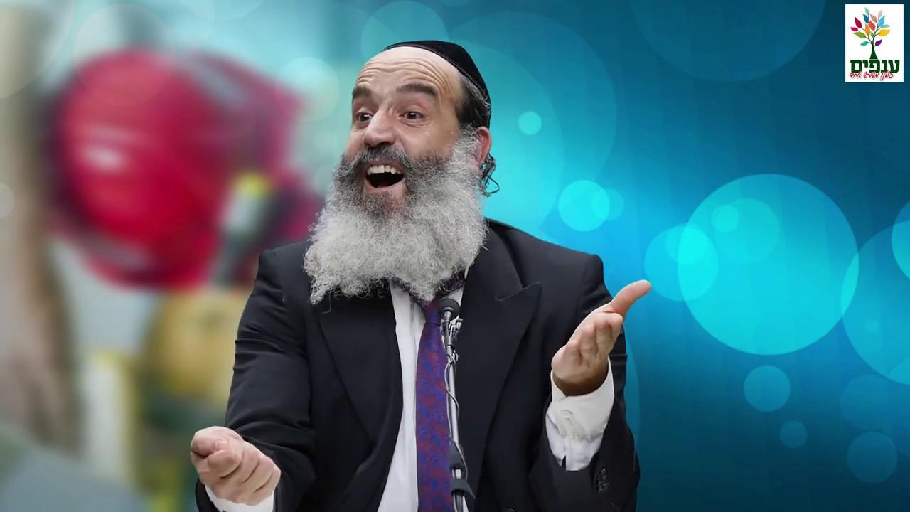 בחוץ אריה ובבית קיפוד - הרב יצחק פנגר HD - חזק ומצחיק!
