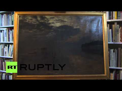 Germany: Levitan masterpiece LOST for 100 years hits auction