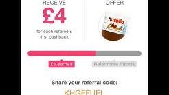 Shopmium Free Nutella Jar Promo Code