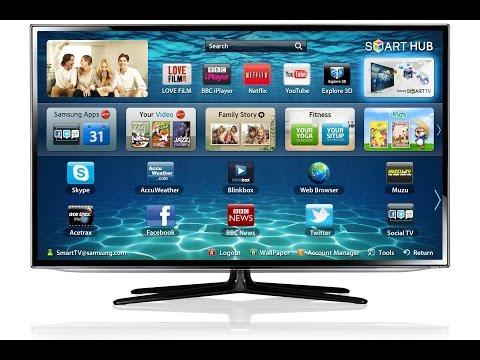 Как установить кодеки на телевизор samsung
