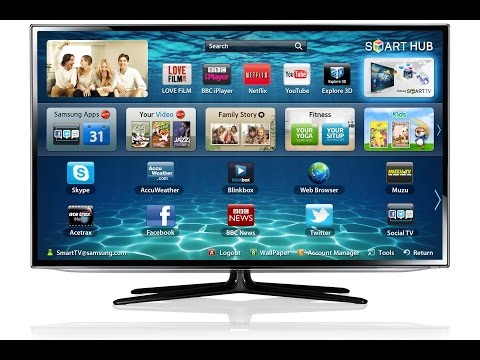 видео: Прошивка телевизора samsung при помощи usb флешки