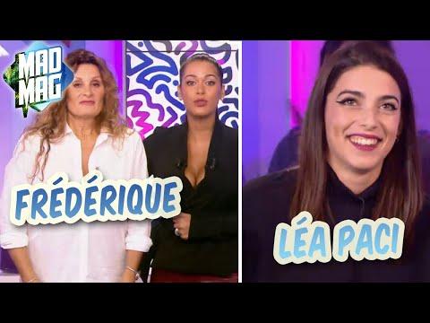Nouveauté - Le Mad Mag du 19/10/2017 avec Léa Paci & Frédérique