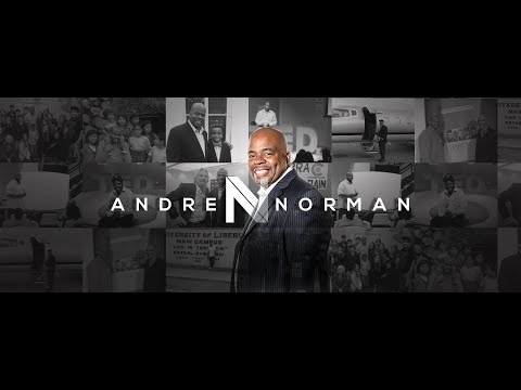 Andre Norman: Ambassador Of Hope