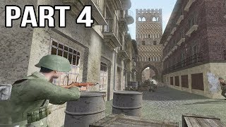 Call of Duty 2 Gameplay Walkthrough Part 4 - Italian Campaign - Kharkov