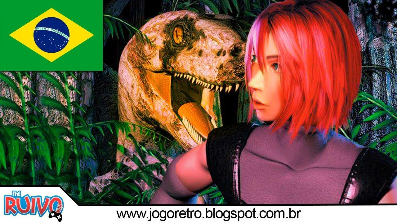 Dino Crisis 2 DUBLADO em Português no Playstation 1