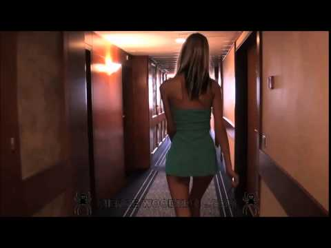 Very tall, beautiful woman in a hotel from YouTube · Duration:  34 seconds