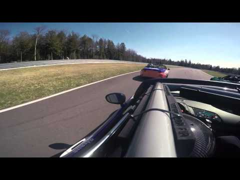 MX-5 Test Day at MMC