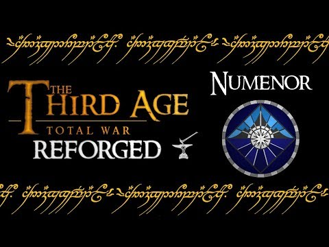 NUMENOR (Faction Overview) - Third Age: Total War (Reforged)