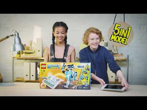 17101 LEGO BOOST Loovust arendav tööriistakomplekt