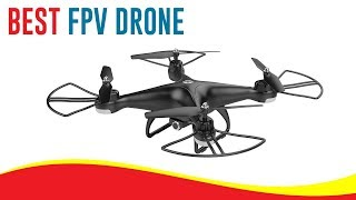 Best FPV Drone | Holy Stone HS110D FPV RC Drone with HD Camera 120° Wide angle 720P Live Video