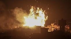 Eskalation im Gazastreifen: Israel bombardiert Fernsehsender der Hamas