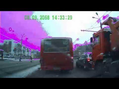 Проезд на красный маршрутки.  т-138.гос. номер м673ве152.