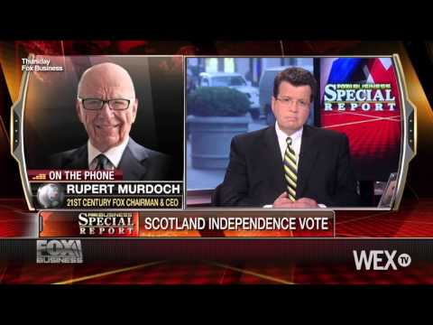 Rupert Murdoch 'intrigued' by 2016 presidential options