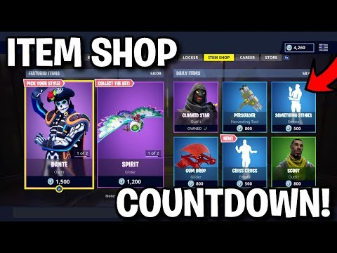 Fortnite New Item Shop Live 87 Related Videos