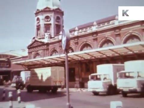 1970s Smithfield Market London