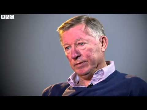 Alex Ferguson talks Man City, Van Persie and Ronaldo