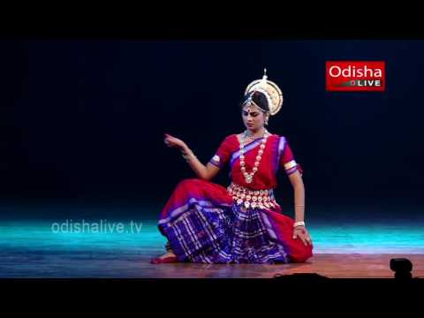 Aarya Nandee  Odissi Dancer, 37 th National Baishakhi Festival 2016