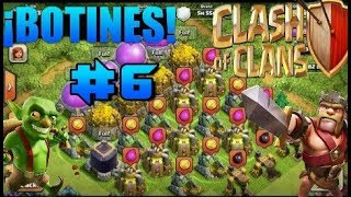 Clash of clans - Botines #6