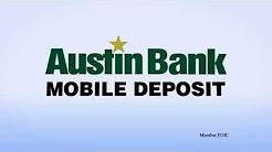 Austin Bank Mobile Deposit