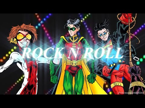 Young Justice • Rock N Roll