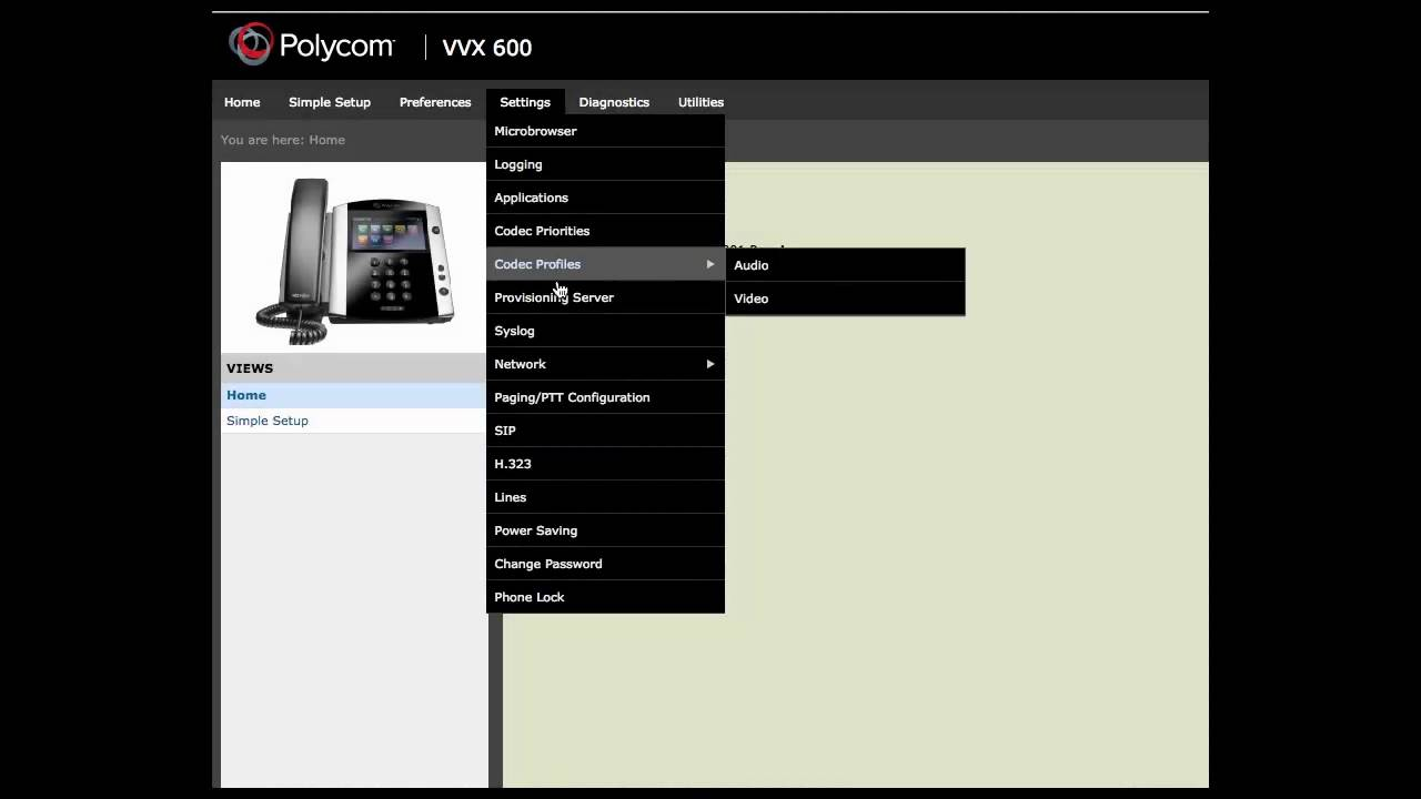 Customising your Polycom - Australia's Best YourCloudPBX
