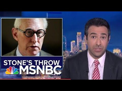 Trump Aide Stone Echoes Dem Nadler's Demand: Give Mueller Report | The Beat With Ari Melber | MSNBC