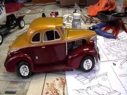 39 Chevy Coupe Redux & '75 Dodge Dart Sport Pt 1 - YouTube