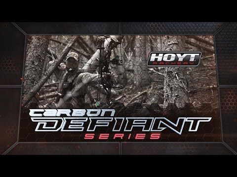 2016 Hoyt Carbon Defiant - Peerless. Fearless. Purely Defiant.