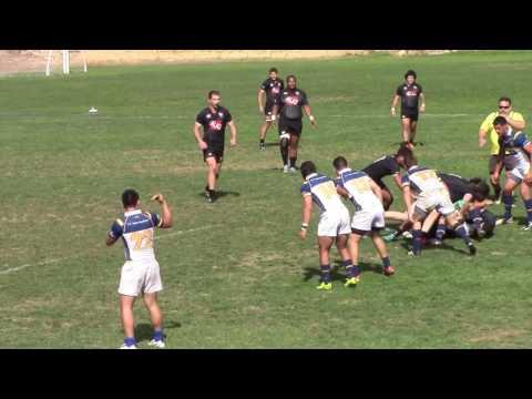 Santa Barbara Rugby Day 2016 Period 2 SBRA vs UCSB