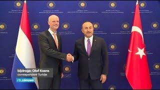 Relatie Turkije lijkt weer op te bloeien
